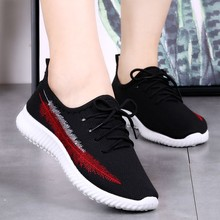 Womens Soft Mesh Breathable Shoes 2019 Ladies Casua
