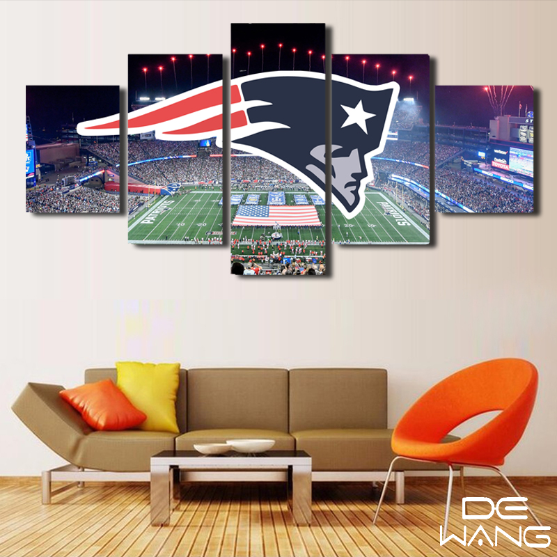 Patriots Canvas Painting