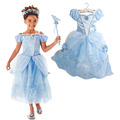 Christmas costumes for girls Children Snow White Princess Dresses Rapunzel Aurora Kids Party Clothes Girls Cinderella Dresses
