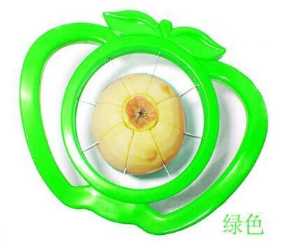 Kitchen Gadgets Corer Slicer Easy Cutter Cut Fruit Knife Cutter for Apple Pear lin3930