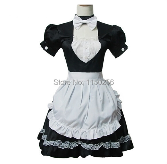 anime cute maid outfits: Online Buy Wholesale White Maid Outfit From China White