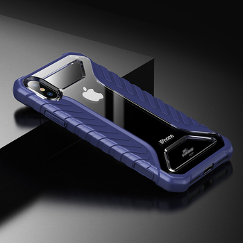 Armor Soft Silicone iPhone Xs Case