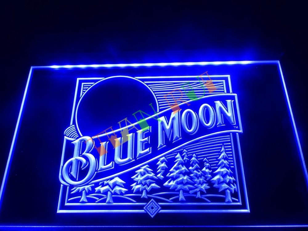 Le167 blue moon beer bar pub logo led neon light sign home decor le167 blue moon beer bar pub logo led neon light sign home decor shop crafts in plaques signs from home garden on aliexpress alibaba group aloadofball Choice Image