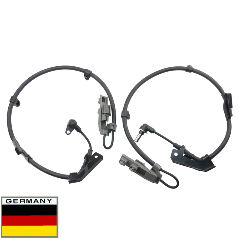 AP02 Pair - New Front Right & Left ABS Speed Sensor For Isuzu D-Max Rodeo 2.5TD 3.0TD 2003-