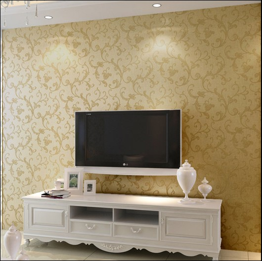 10m*53cm,wall stickers,non-woven wall paper fashion wallpaper living room sofa tv background wall roll bedroom sitting room luxury gold foil wallpaper gold bedroom sitting room condole top ceiling tv sofa background wall paper roll
