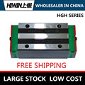 HIWIN LINEAR Block HGH30HA Linear Carriage/guide/rail/slider CNC PARTS BEARING LINEAR BEARING Square Heavy Load Blocks