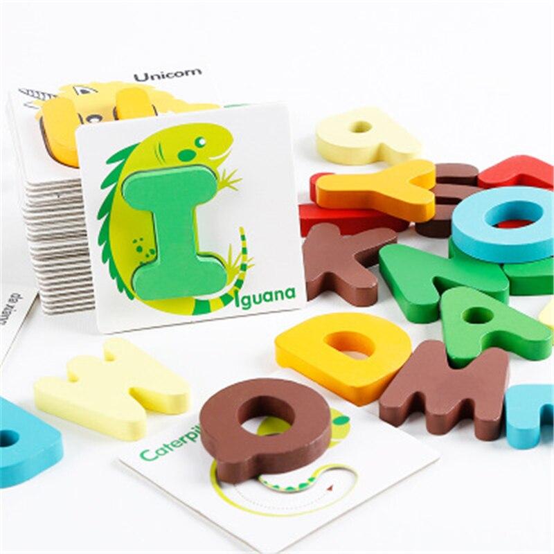 Quantités apprendre anglais lettres carte enfants éducation précoce apprentissage mots cartes mignon animaux photos facile d'apprentissage pour bébé enfant