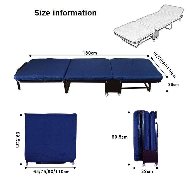 Простая складная кровать ланч-кровать легкий офисный деревянный для взрослых Доска кровать Открытый Портативный Ланч-кровать