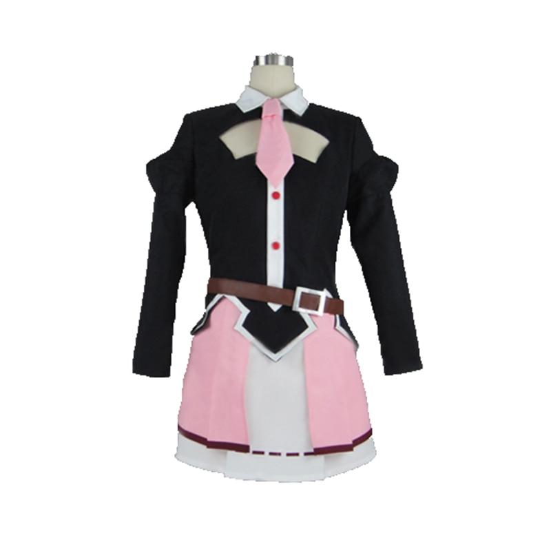 Subarashii Коно секаи ни блаженная wo юньюнь косплей костюм Индивидуальный заказ