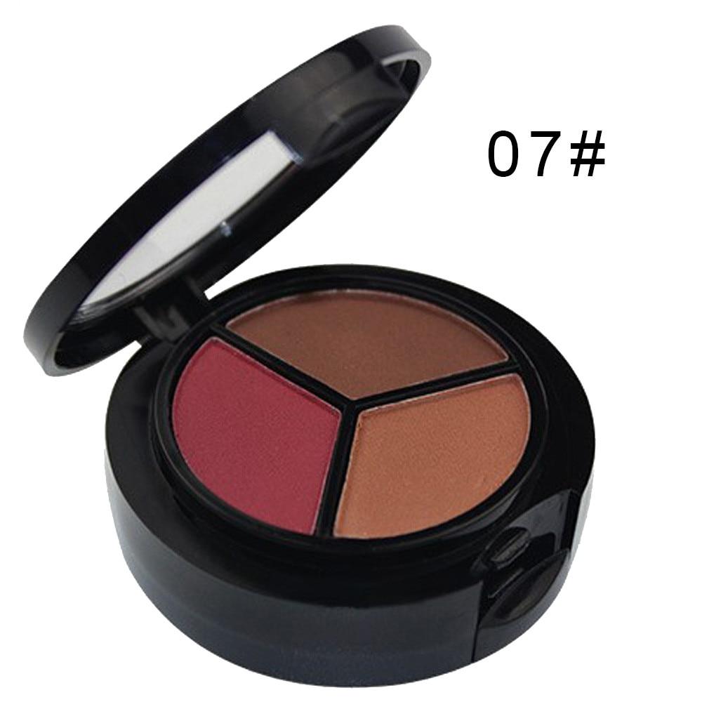 Eye Shadow Nailwind Women New Fashion Pearl Light Eye Shadow Smoky Cosmetic Set Professional Natural Matte Makeup Eye Shadow Free Ship N5