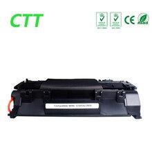 Compatible pour 05A CE505A (1-Pack Noir) Cartouche De Toner pour HP P2030/2035/2035n/P2050/2055d/2055n/2055x