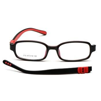 BAONONG 210 ילדי משקפיים מסגרת עבור ילד משקפיים מרשם בטוח ונוח ילדי הגנת משקפיים