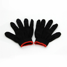 2pcs Large Size Heat Resistant Glove Hair Styling Tool for Hair Straightener Perm Curling Iron Curl Accessory Anti-scald Gloves