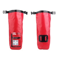 2L Waterproof First Aid Bag Empty Travel Dry Bag Rafting Camping Kayaking Portable Medical Bag Outdoor