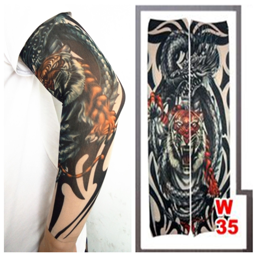 Arm Sleeve Cover Arm Stockings for Men New Reusable Good Quality ...