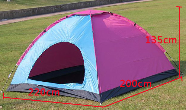 Ultra-light 1.8KG double door bivvy tent 4 people camping tent for hiking trekking backpacking fishing tourist naturehike outdoor double layer 10 14 persons camping holiday arbor tent sun canopy canopy tent