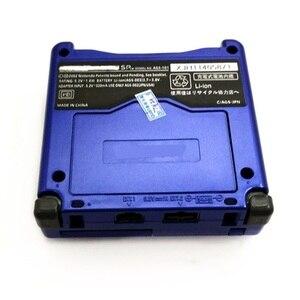Image 5 - IPS LCD remis à neuf pour Game Boy SP pour Console GBA SP avec rétro éclairage iPS rétro éclairé LCD Mod Console et 5 niveaux de luminosité