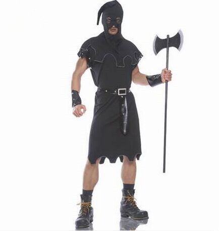 Executioner Costume For Men Executioner Cosplay Clothing Halloween Costumes For Men