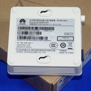 Image 5 - 100% Original Neue HW HG8010H EPON 1GE ONU ONT With1 port EPON gelten für FTTH modus, klasse C +, Termina Epon