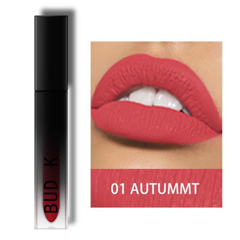 סקסי 20 צבעים שפתון נוזלי עמיד למים קוסמטיקה לאורך זמן שפתיים גוון עירום גלוס Ultra מט קטיפה שפתון איפור מתנה