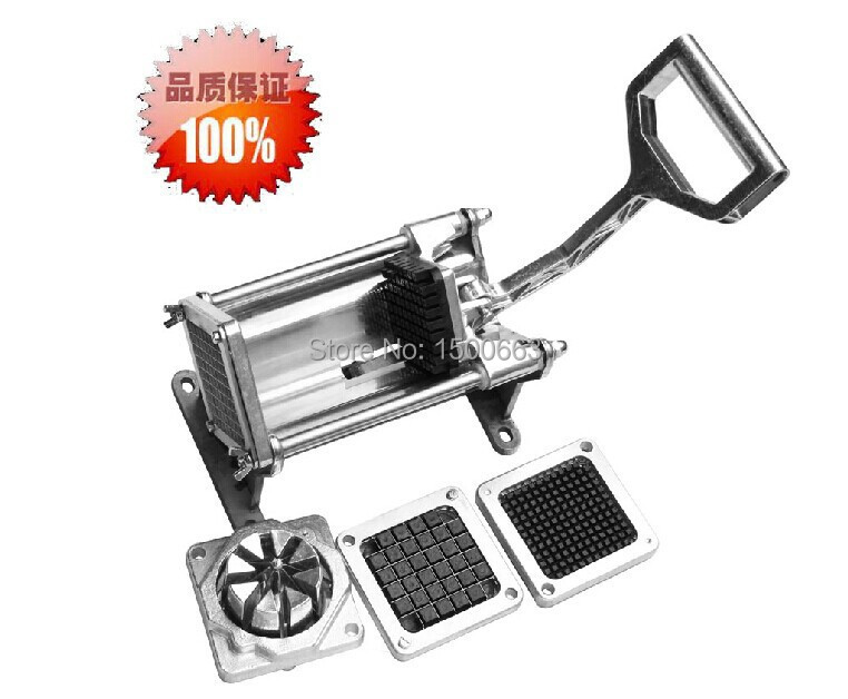 Free shipping Manual potato cutting machine fruit