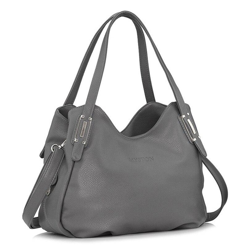 sacolas de mulheres do homensageiro, Opening The Lid : Zipper