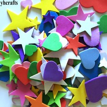 Mix-Star Foam-Stickers Craft-Material Educational-Toys Learning Kindergarten Color Reward-Label