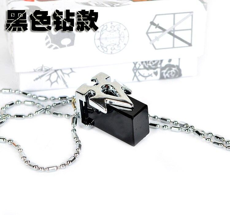 Sword Art Online Necklace Black