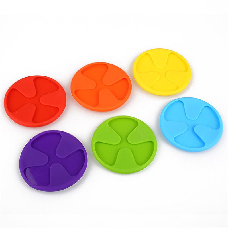 1Pcs-Cute-Colorful-Silicone-Coasters-Cushion-Paded-Red-Wine-Glass-round-Mats-Temperature-Resistance-Drink-Tools