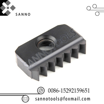 Threading mills 21E 1.5 ISO / 21N 1.5 ISO / 21E 3.5 ISO / 21N 3.5 ISO cnc internal extern thread milling inserts, milling blades