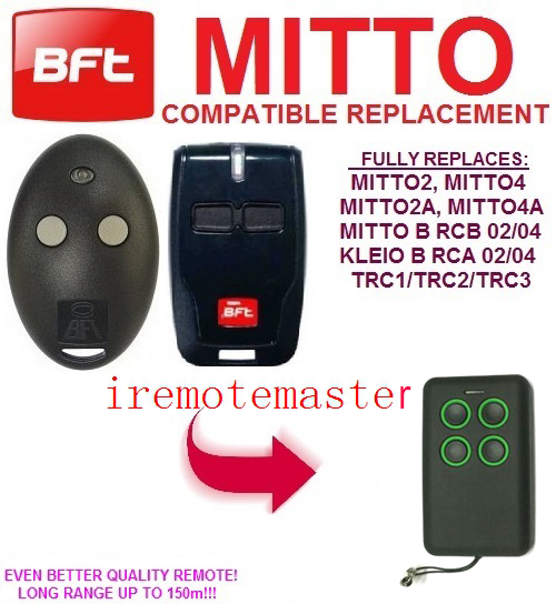 где купить 10pcs Multi frequency 280mhz-868mhz auto scan remote control duplicator for BFT Mitto2 RCB02 free shipping по лучшей цене