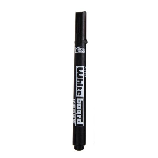 Affordable 20 x Board Marker Whiteboard Marker Pen Washable Black