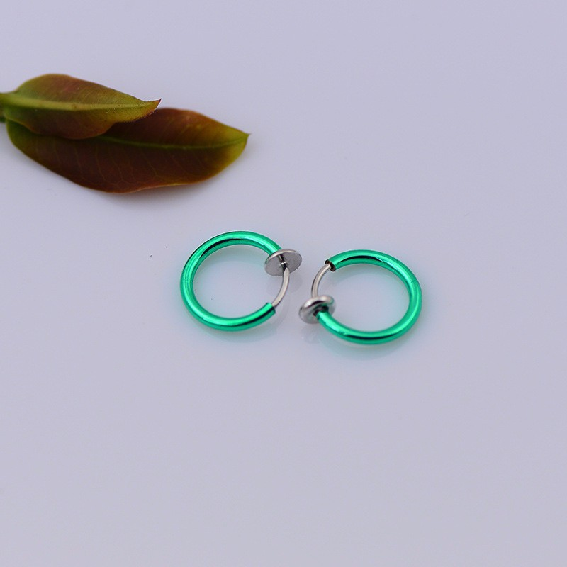 HTB1Q8TOLXXXXXcEXpXXq6xXFXXXq 2-Pieces Goth Punk Lip Ear Nose Clip On Rings For Women