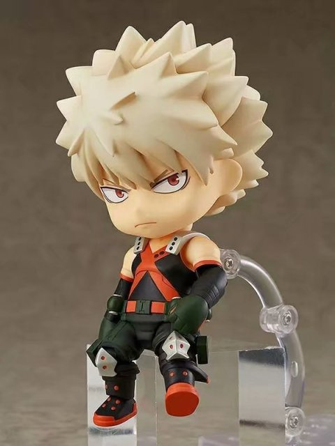 NEW hot 10cm My Hero Academia bakugou katsuki Action figure toys doll collection Christmas gift with box