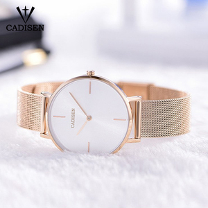 Image 4 - CADISEN Women Watch Set Top Brand Luxury Rose Gold Women Bracelet Watch For Ladies Wrist Watch Montre Femme Relogio Feminino