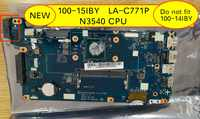 AIVP1AIVP2 LA-C771P carte mère pour Lenovo 100-15IBY b50-10 carte mère d'ordinateur portable avec intel N3540 cpu