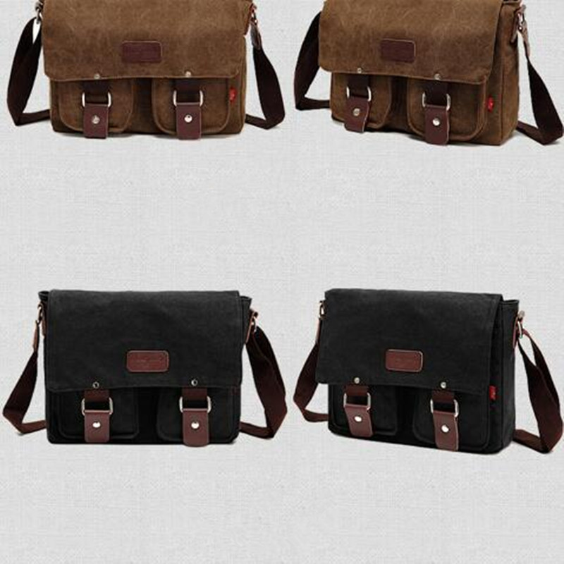 80126c4979b1 New arrive shoulder bags Vintage Canvas Crossbody Bag Men s Messenger  Shoulder Laptop Bags Casual Teenagers High Quality on Aliexpress.com