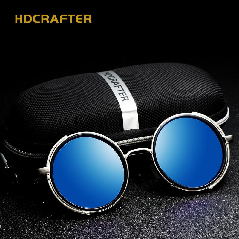 HDCRAFTER Μάρκα 2017 Ρετρό Vintage γυαλιά ηλίου - Αξεσουάρ ένδυσης - Φωτογραφία 4