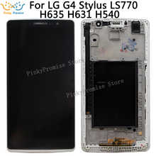 for LG G Stylo Screen H540 LCD Display Touch Screen Digitizer Assembly For LG LS770 LCD Display H631 H635 H630 MS631 - DISCOUNT ITEM  5% OFF Cellphones & Telecommunications