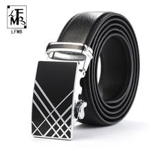 [LFMB] New Stylish Belts Men New Designer Brand Belt Cowskin Leather Belts Luxury Male Waist Strap cintos masculinos Cowboy Belt(China (Mainland))