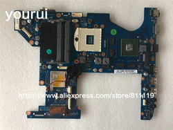 Yourui Para motherboard BA92-08158A BA92-08158B BA41-01473A Para Samsung RF511 GT525M/2 GB HM65 DDR3 Completo Testado