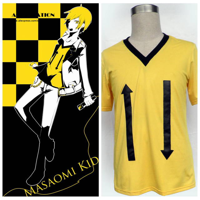2018 Customize for adults Top Selling Anime Costume Durarara Anime Kida  Masaomi Halloween Cosplay Costume For