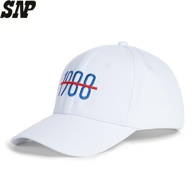 SNP White Baseball Cap Men Visor Dad Hat Cap For Women Solid Color  Ventilated Sports Snapback Caps Male Bone Baseball Cap Hats e09067ab31d