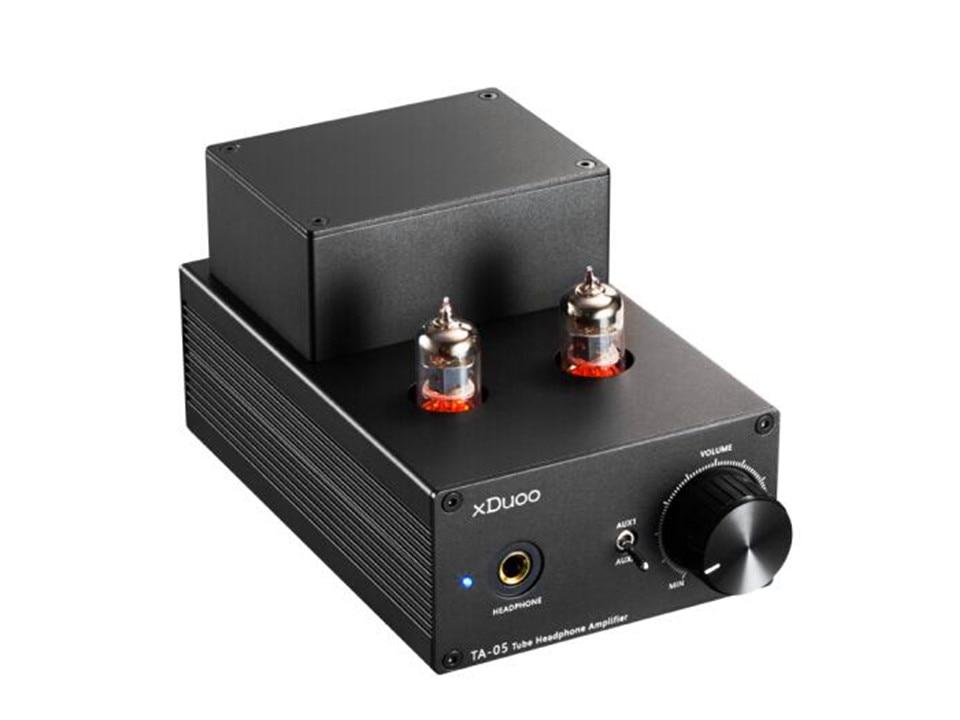 xDuoo TA 05 High Performance Stereo Tube Headphone Amplifier