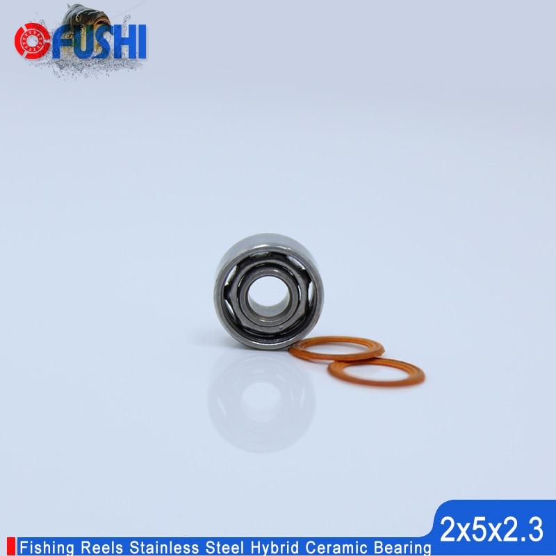 10x19x7 mm 5pc 63800-2RS Hybrid CERAMIC Ball Bearing Bearings 63800RS 10*19*7