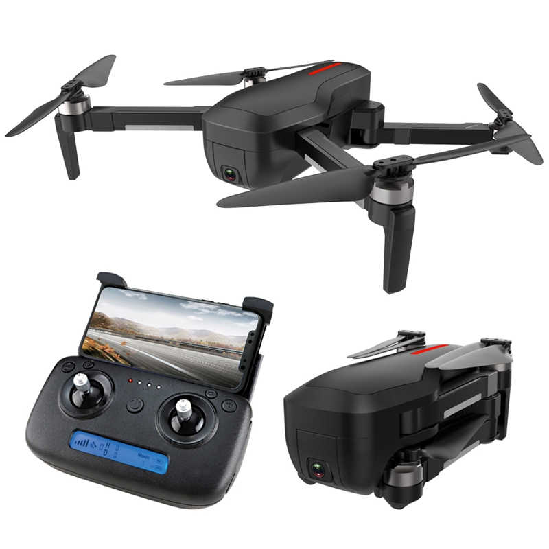 Drone X193 Gps 5G Wifi Fpv With 4K Ultra-Clear Camera Brushless Self-Timer Collapsible Rc Long-Life Drone Four-Axis AircraftDrone X193 Gps 5G Wifi Fpv With 4K Ultra-Clear Camera Brushless Self-Timer Collapsible Rc Long-Life Drone Four-Axis Aircraft