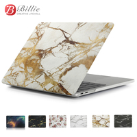 Marble Texture Case Matte Cover For Apple Macbook Air Pro Retina 11 12 13 15 Inch