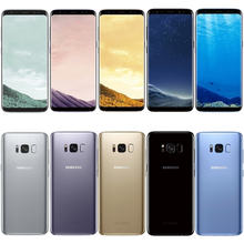 Original Samsung Galaxy S8 Plus SM-G955F Smartphone 4GB 64GB ROM 6.2″ Single Sim Octa Core Android Fingerprint 12MP Mobile phone