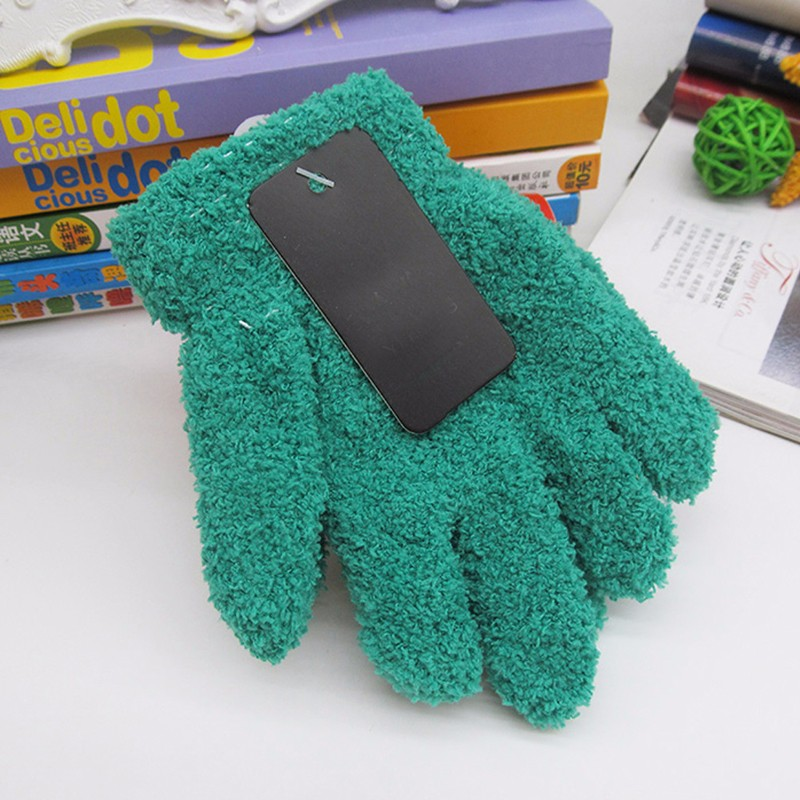 Fashion Cute Kids Children Gloves Hand Mittens Warm Winter Boy Girls Accessories