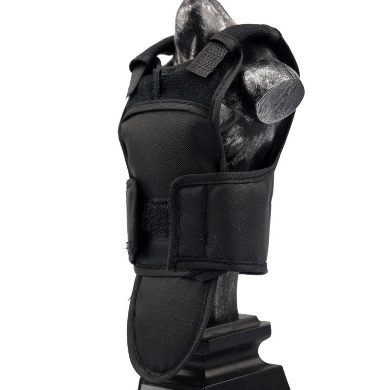 1:6 Scale Action Figure Toy Black Tactical/Bulletproof vests/Clothes